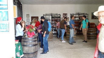 Tres Mujeres Tequila distillery store
