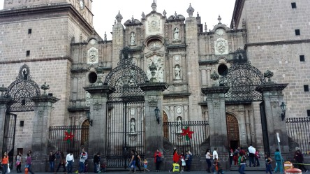 Morelia's Cathedral